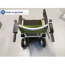 Joyrider Opvouwbare Elektrische Rolstoel met Elektrische Achterloopset