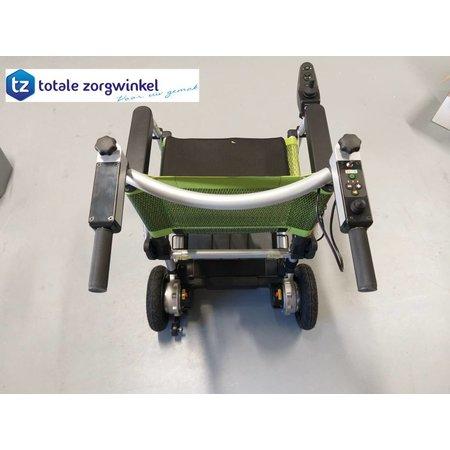 Zinger Zinger Joyrider Met Elektrische Achterloopset - Opvouwbare Elektrische Rolstoel