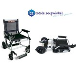 Zinger rolstoel Rolstoel Joyrider - Elektrische Opvouwbare Rolstoel  Met Joystick