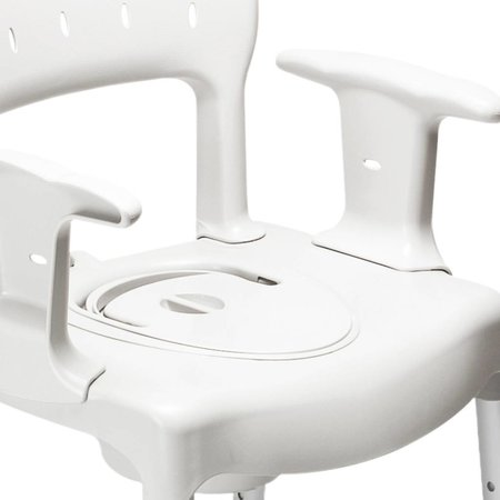 Etac Etac Swift Commode  Douchestoel / Toiletstoel / Toiletoverzet