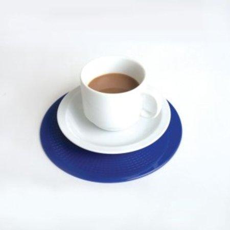 Tenura Anti-Slip Mat Rond Blauw
