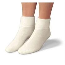 Bedsokken / Warmte Sokken - Natuurwit