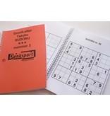 Denksport Denksport Grootletter Sudoku XL