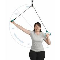 Armtrainer - Schoudertrainer Deurmontage Touw