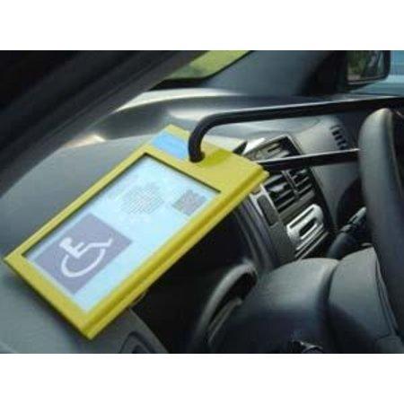 Kaartkluis Kaartkluis- Invalideparkeerkaart vergrendeling