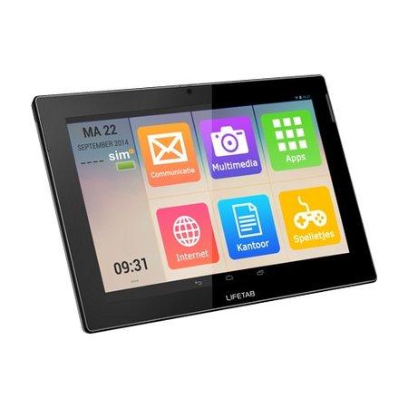 Simpc SimPC SimTab - Tablet Voor Senioren