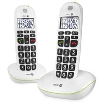 110 DECT Duo Wit