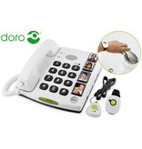 Doro Doro Care Secure Plus 347 - Senioren Alarmtelefoon
