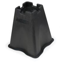 Bedverhogers / Stoelverhogers  25 cm - 4 Stuks