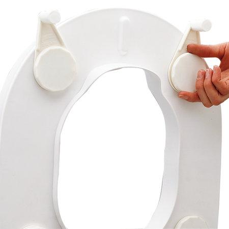 Etac Etac Hi Loo Toiletverhoger 10 cm incl deksel