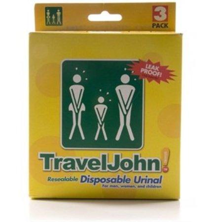 TravelJohn Wegwerp Urinaal