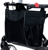 Rehasense Carbon Rollator Athlon Medium - Soft Banden