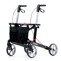 Carbon Rollator Athlon Medium - Soft Banden