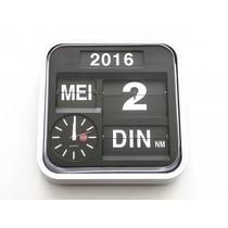 Low Vision Kalenderklok - Analoge Kalenderklok