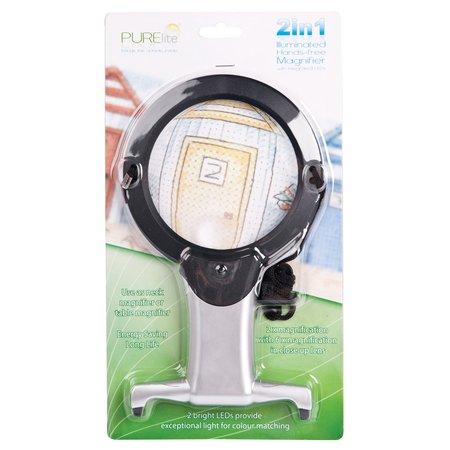 PureLite Purelite Handwerkloep - Nekloep Met LED