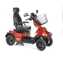 Mini Crosser X2 - 4 Wiel Scootmobiel -2019  Nieuw Model