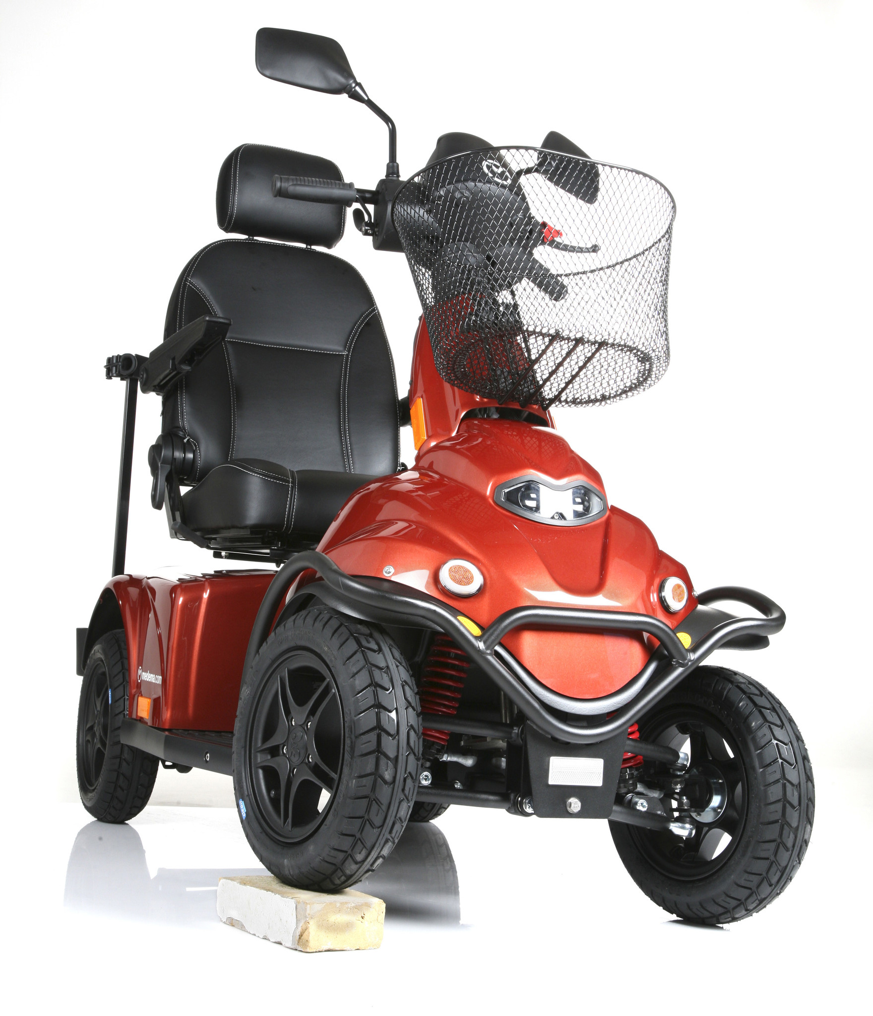 Scootmobiel Mini Crosser x2