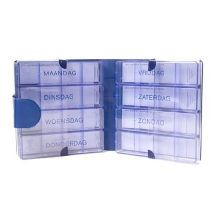 Medimax Medimax Medicijn Agenda XL - Medicijndoos XL