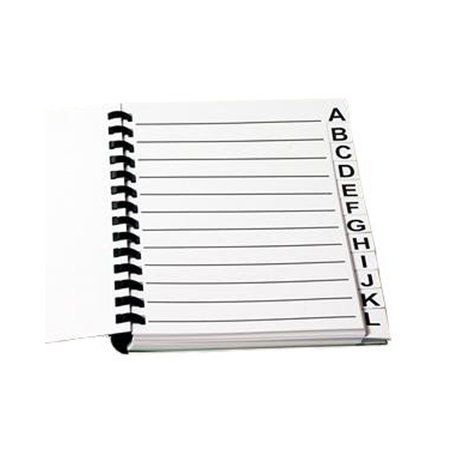 Slechtziend Slechtziend Grootletter Adresboek / Grootletter Telefoonboek A4