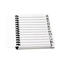 Grootletter Telefoonboek / Grootletter Adresboek A5