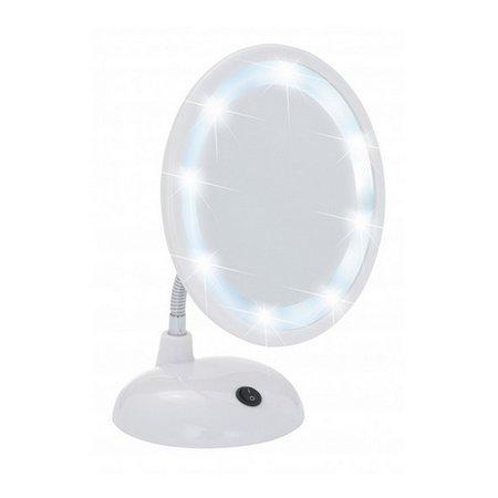 Wenko Wenko Vergrootglas Spiegel Style LED Op Voet
