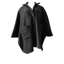 Rolstoel Poncho Fleece / Scootmobiel Poncho Fleece