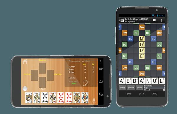 simphone 4 spelletjes spelen