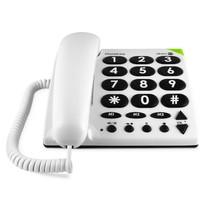 PhoneEasy 311c Wit - Senioren Huistelefoon