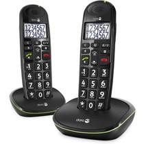 110 DECT Duo Seniorentelefoon Met Sprekende Toetsen