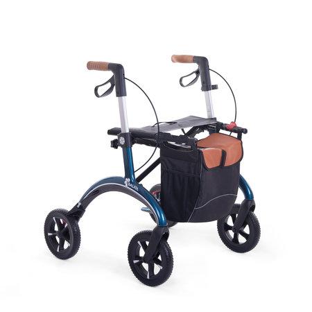 Saljol Saljol Carbon Rollator - Lichtgewicht Rollator 5 KG