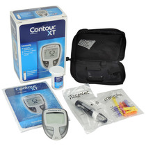 Contour XT Bloedsuikermeter Inclusief Starters pakket