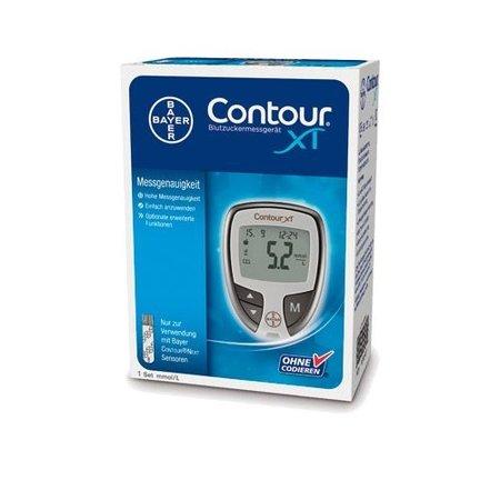 Bayer Bayer Contour XT Bloedsuikermeter Inclusief Starters pakket