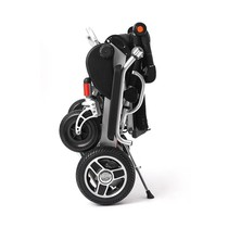 Smartchair XL  Demo model - Opvouwbare Elektrische Rolstoel