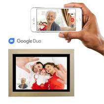 Dayclock Duo - Digitale Kalenderklok Met Agenda fuctie