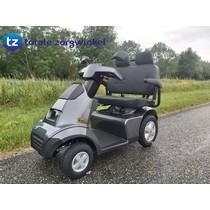 Scootmobiel leasen - Duo Scootmobiel Afikim Breeze S4 Plus - 2 persoons scootmobiel