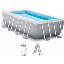 Prism Frame zwembad 400 x 200 x 100 cm