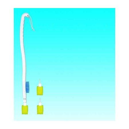 Able2 Tenenwasser Met Spons En Voetborstel