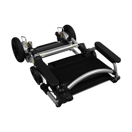 E-Ability E-Ability Splitrider - Lichtgewicht Opvouwbare Elektrische Rolstoel ( slechts 12 kg)