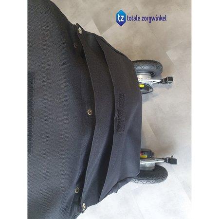 e-Ability e-Ability Splitrider Rolstoel Rugleuning Tas