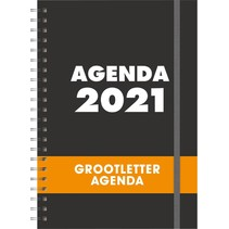 Grootletter Agenda A4 - 2021