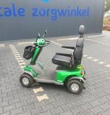 Exel 2e Hands 4 Wiel Scootmobiel Galaxy 2 Groen