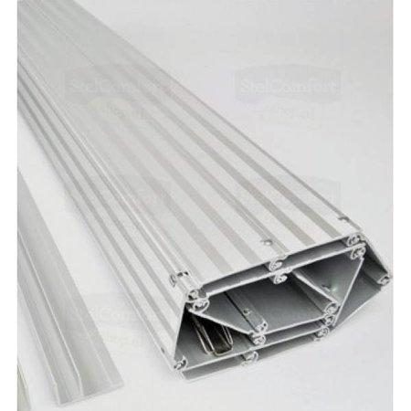 Medimpex Systems Medimpex Systems Oprij Platen Rolstoel / Rollator Helling Oprolbaar