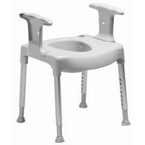 Swift Toiletoverzet - Vrijstaande Toiletverhoger Met Armleuningen