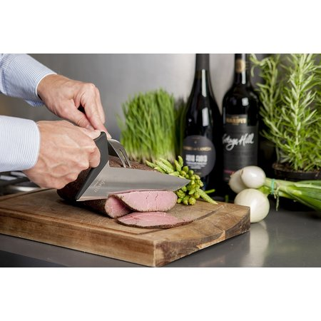 Webequ Webequ Ergonomische Keukenmessen Set Incl Messenblok