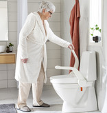 Etac Etac My-Loo vastgemonteerde toiletverhoger met armsteunen