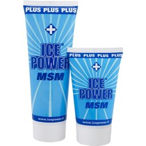 IcePower Cold Gel + MSM (200 ml)