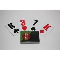 Speelkaarten Met Grote Opdruk (2 pakjes) - Speelkaarten Voor Slechtzienden