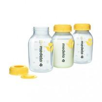 Melkflesjes 150 ml - 3 stuks