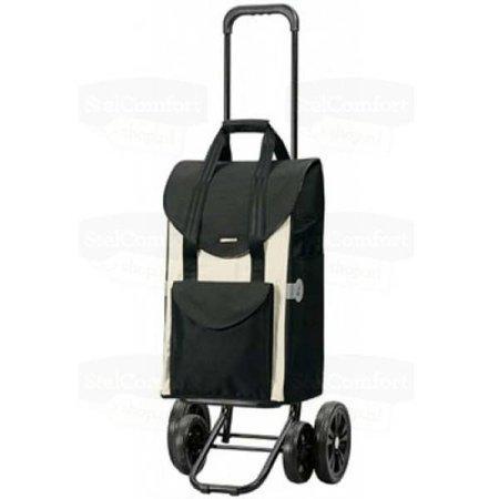 Andersen Anderson Quatro  4 Wiel Boodschappentrolley / Boodschappenwagentje Quatro
