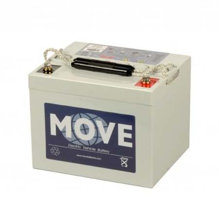Move Scootmobiel Accu - AMG Batterij 12 Volt - 50Ah